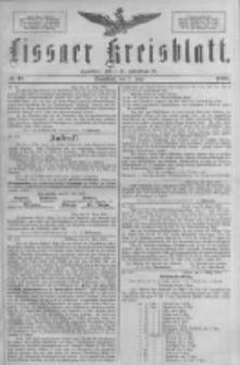 Lissaer Kreisblatt.1888.06.02 Nr18