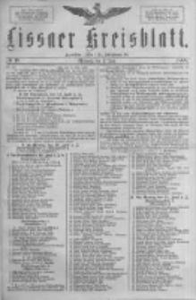 Lissaer Kreisblatt.1888.06.06 Nr19