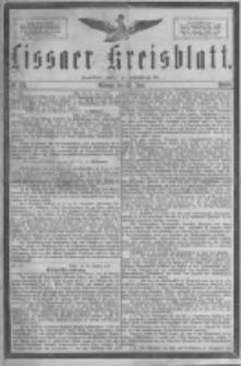 Lissaer Kreisblatt.1888.06.20 Nr23