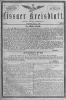 Lissaer Kreisblatt.1888.06.23 Nr24