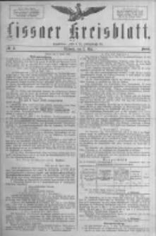 Lissaer Kreisblatt.1888.05.02 Nr9