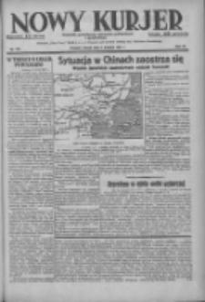 Nowy Kurjer: dziennik poświęcony sprawom politycznym i społecznym 1937.08.03 R.48 Nr175