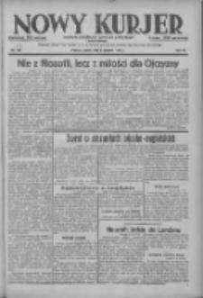 Nowy Kurjer: dziennik poświęcony sprawom politycznym i społecznym 1937.08.06 R.48 Nr178