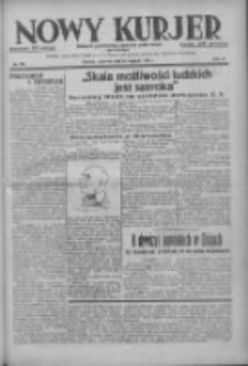 Nowy Kurjer: dziennik poświęcony sprawom politycznym i społecznym 1937.08.12 R.48 Nr183