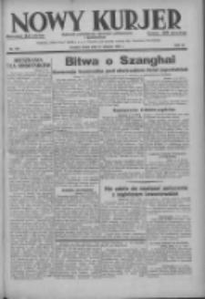 Nowy Kurjer: dziennik poświęcony sprawom politycznym i społecznym 1937.08.18 R.48 Nr188