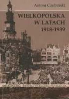 Wielkopolska w latach 1918-1939