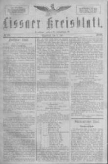 Lissaer Kreisblatt.1888.07.07 Nr28