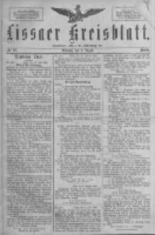 Lissaer Kreisblatt.1888.08.08 Nr37
