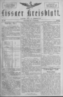Lissaer Kreisblatt.1888.09.08 Nr46