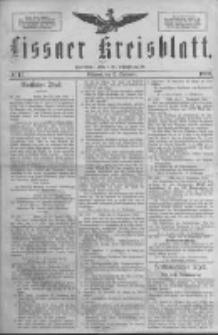 Lissaer Kreisblatt.1888.09.12 Nr47