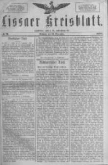 Lissaer Kreisblatt.1888.09.26 Nr51