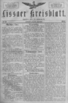 Lissaer Kreisblatt.1888.09.29 Nr52