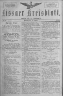Lissaer Kreisblatt.1888.10.10 Nr55