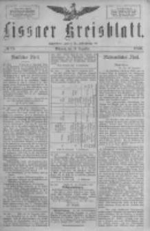 Lissaer Kreisblatt.1888.12.19 Nr75