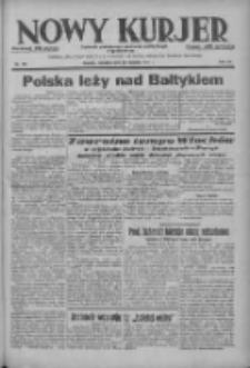 Nowy Kurjer: dziennik poświęcony sprawom politycznym i społecznym 1937.08.22 R.48 Nr192