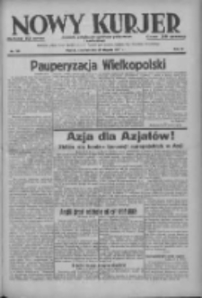 Nowy Kurjer: dziennik poświęcony sprawom politycznym i społecznym 1937.08.26 R.48 Nr195