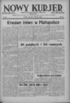 Nowy Kurjer: dziennik poświęcony sprawom politycznym i społecznym 1937.09.01 R.48 Nr200