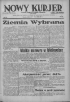 Nowy Kurjer: dziennik poświęcony sprawom politycznym i społecznym 1937.09.12 R.48 Nr210