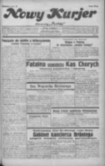 """Nowy Kurjer: dawniej """"Postęp"""" 1932.05.31 R.43 Nr122"""