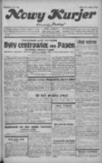 """Nowy Kurjer: dawniej """"Postęp"""" 1932.06.02 R.43 Nr124"""