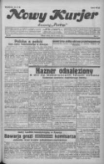"""Nowy Kurjer: dawniej """"Postęp"""" 1932.06.14 R.43 Nr134"""