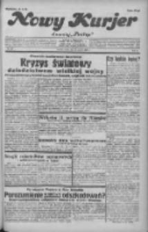 """Nowy Kurjer: dawniej """"Postęp"""" 1932.06.18 R.43 Nr138"""