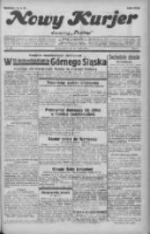 """Nowy Kurjer: dawniej """"Postęp"""" 1932.06.21 R.43 Nr140"""