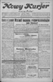 """Nowy Kurjer: dawniej """"Postęp"""" 1932.06.28 R.43 Nr146"""
