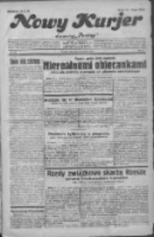"""Nowy Kurjer: dawniej """"Postęp"""" 1932.06.29 R.43 Nr147"""