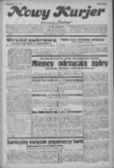 """Nowy Kurjer: dawniej """"Postęp"""" 1932.07.02 R.43 Nr149"""