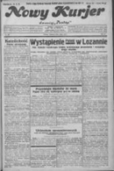"""Nowy Kurjer: dawniej """"Postęp"""" 1932.07.03 R.43 Nr150"""