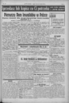 """Nowy Kurjer: dawniej """"Postęp"""" 1932.09.24 R.43 Nr220"""