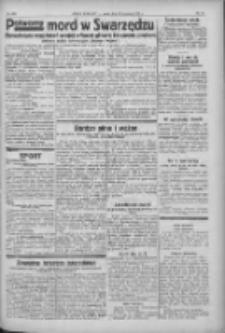 """Nowy Kurjer: dawniej """"Postęp"""" 1932.09.29 R.43 Nr224"""