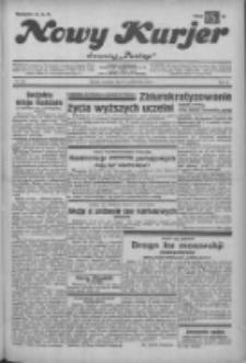 """Nowy Kurjer: dawniej """"Postęp"""" 1932.10.13 R.43 Nr236"""