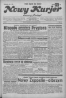 """Nowy Kurjer: dawniej """"Postęp"""" 1932.10.20 R.43 Nr242"""