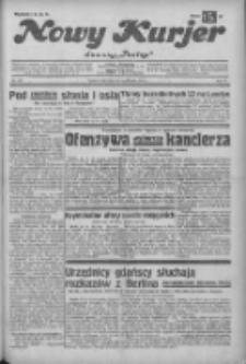 """Nowy Kurjer: dawniej """"Postęp"""" 1932.10.26 R.43 Nr247"""