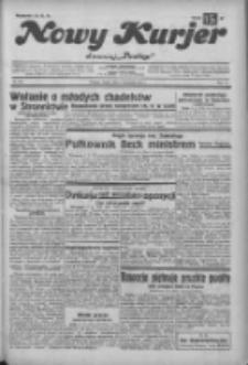 """Nowy Kurjer: dawniej """"Postęp"""" 1932.11.04 R.43 Nr254"""