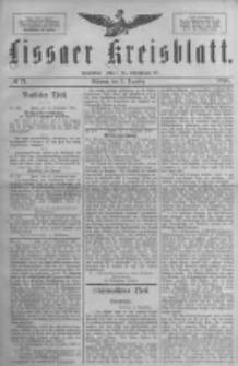 Lissaer Kreisblatt.1888.12.05 Nr71
