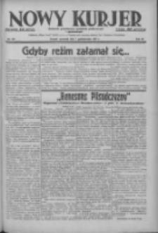 Nowy Kurjer: dziennik poświęcony sprawom politycznym i społecznym 1937.10.07 R.48 Nr231