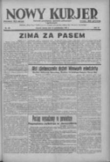 Nowy Kurjer: dziennik poświęcony sprawom politycznym i społecznym 1937.10.16 R.48 Nr239