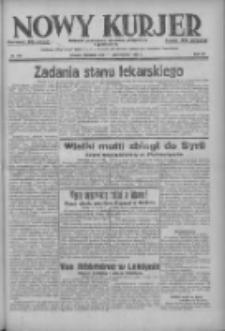 Nowy Kurjer: dziennik poświęcony sprawom politycznym i społecznym 1937.10.17 R.48 Nr240