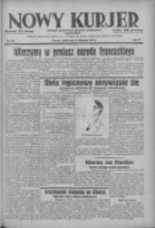Nowy Kurjer: dziennik poświęcony sprawom politycznym i społecznym 1937.11.27 R.48 Nr273