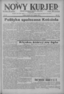 Nowy Kurjer: dziennik poświęcony sprawom politycznym i społecznym 1937.12.02 R.48 Nr277