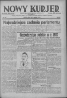 Nowy Kurjer: dziennik poświęcony sprawom politycznym i społecznym 1937.12.03 R.48 Nr278