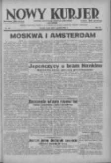 Nowy Kurjer: dziennik poświęcony sprawom politycznym i społecznym 1937.12.08 R.48 Nr282