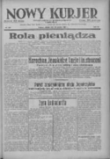 Nowy Kurjer: dziennik poświęcony sprawom politycznym i społecznym 1937.12.21 R.48 Nr292