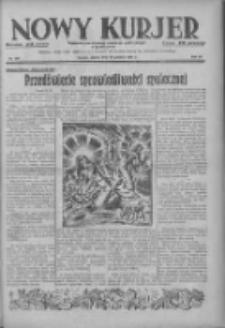 Nowy Kurjer: dziennik poświęcony sprawom politycznym i społecznym 1937.12.25 R.48 Nr296