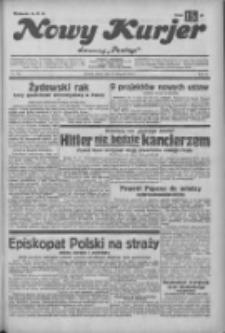 """Nowy Kurjer: dawniej """"Postęp"""" 1932.11.26 R.43 Nr273"""