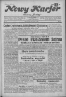 """owy Kurjer: dawniej """"Postęp"""" 1932.12.02 R.43 Nr278"""