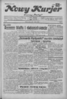 """Nowy Kurjer: dawniej """"Postęp"""" 1932.12.06 R.43 Nr281"""